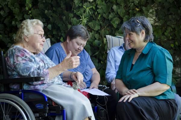 schmerzerkennung bei menschen mit demenz